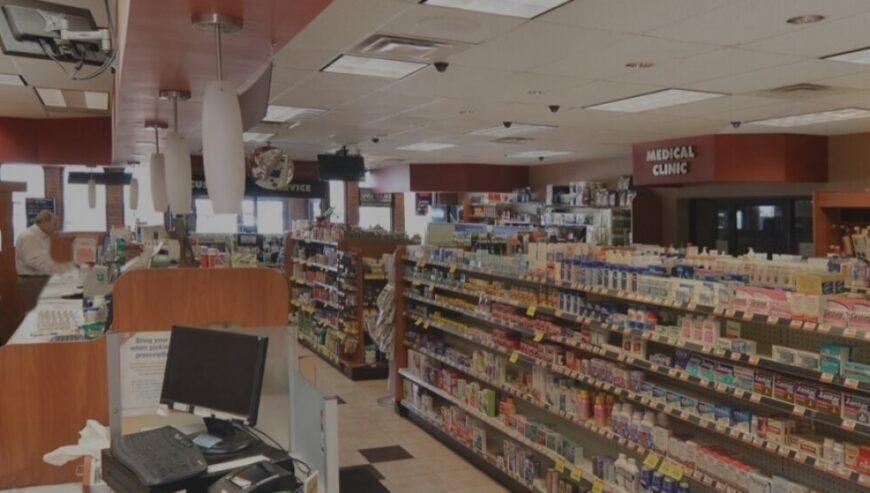 Pharmacy-Etobicoke